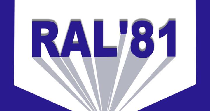 Logo RAL'81nr